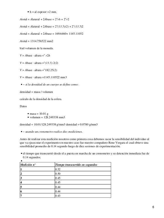 "h = al espesor =2 mm.• Atotal = Alateral + 2Abase = 2""rh + 2""r2 Atotal = Alateral + 2Abase = 2""(13.5)(2) + 2""(13.5)2 Atota..."
