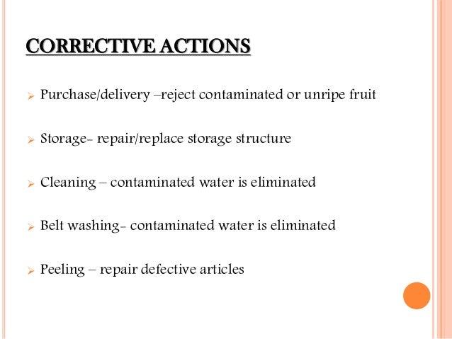 Haccp plan for fruit juice industry000157 17 altavistaventures Image collections