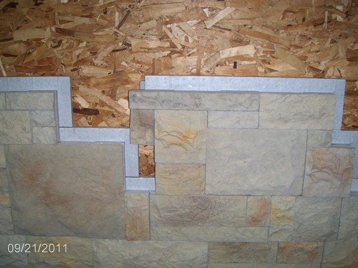 Insulstone mortar less stone veneer for Mortarless stone siding
