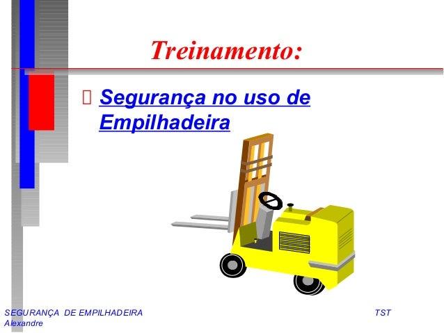 Treinamento: