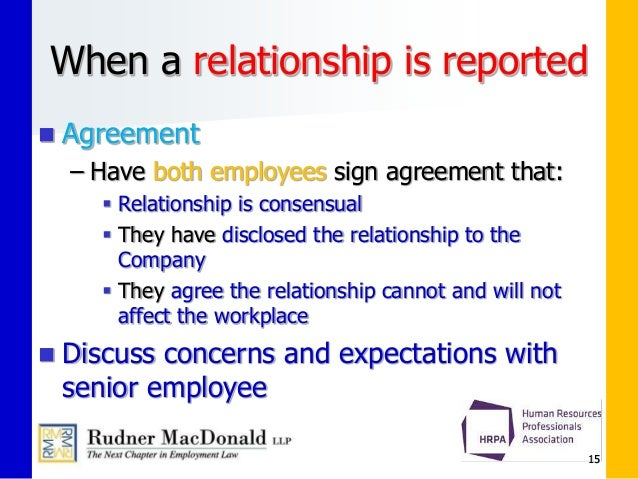 The Dos And Donts Of Workplace Romance