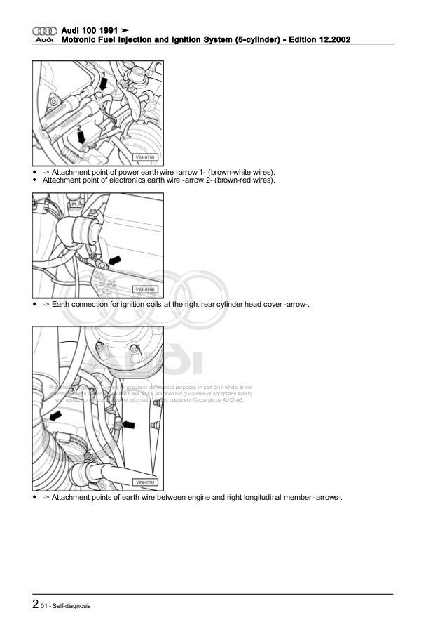 AUDI 00052506920 motronic fuel-injection_and_ignition