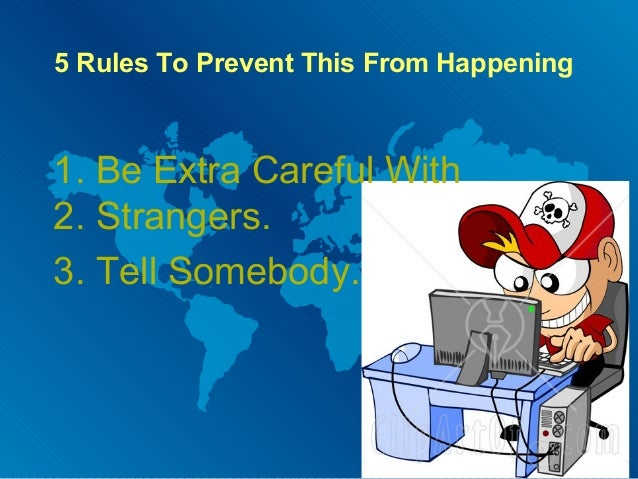 Why Use Netiquette  Netiquette can keep us safe from people trying to  harm us online, you never know who is behind a  key...