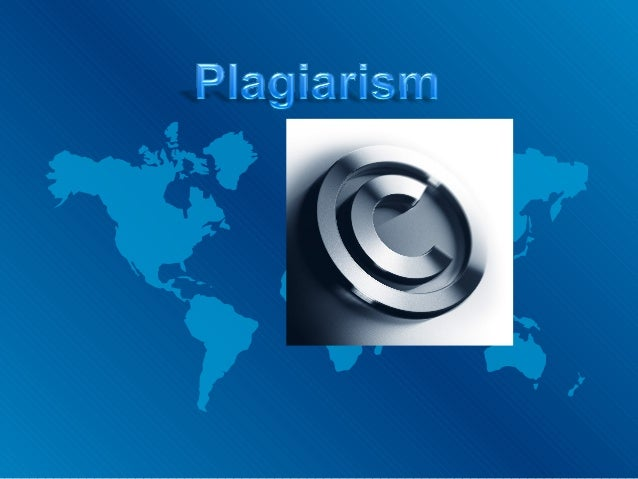THE SOLUTION TO PLAGIARISM?  You can lose your job, go to  You can lose your job, go to  prison, and even lose  presidency...