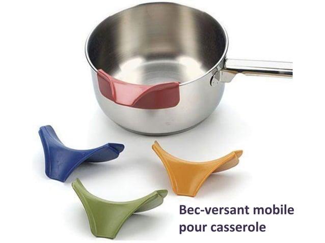 Bec-versant mobile pour casserole