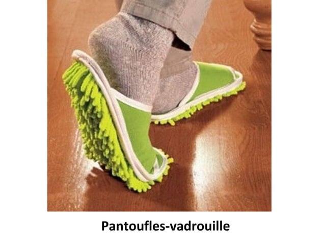 Pantoufles-vadrouille