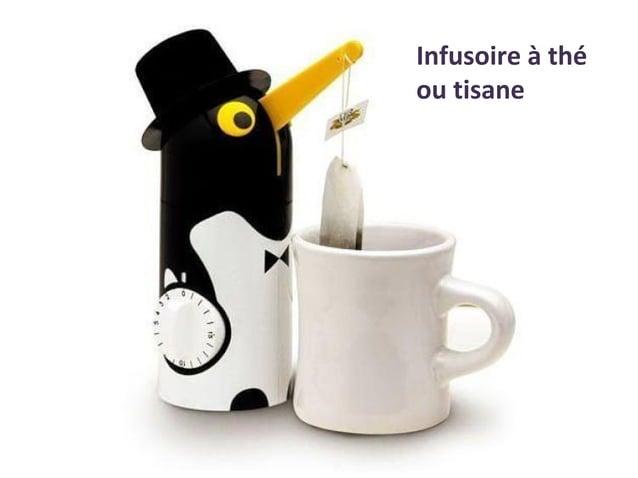 Infusoire à thé ou tisane