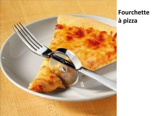 Fourchette à pizza