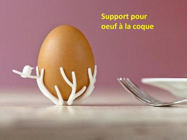 Support pour oeuf à la coque