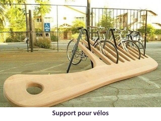 Support pour vélos