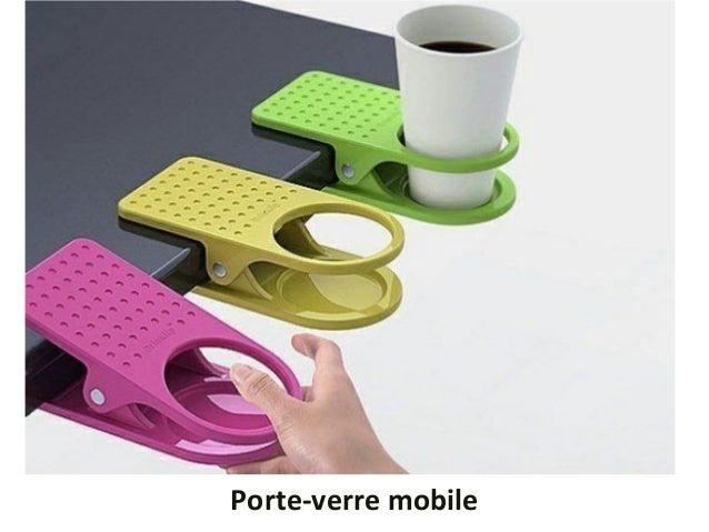 Porte-verre mobile