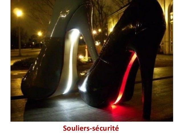 Souliers-sécurité