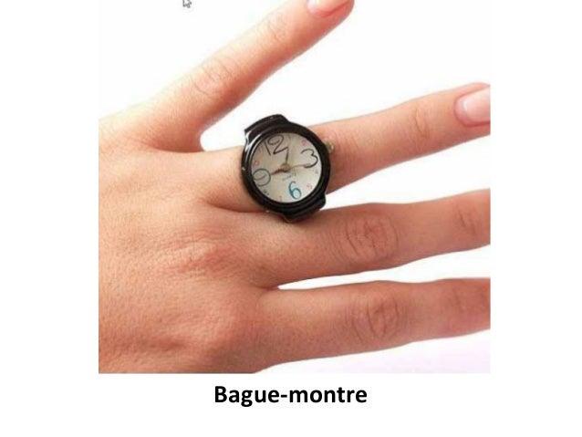 Bague-montre