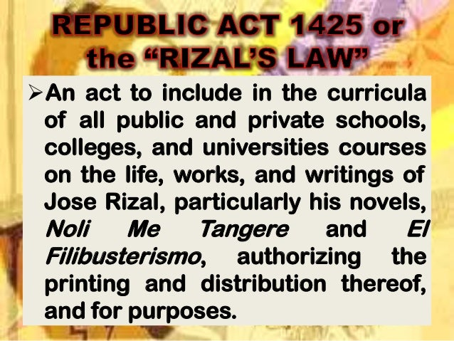 the life and works of rizal A classic biography of the philippines' national  hero, this book revises the previous edition written for the jose rizal centennial .