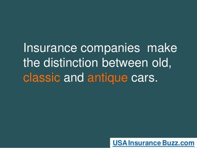Agreed Value Car Insurance Companies