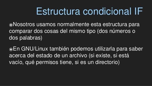 Estructuras De Control 1