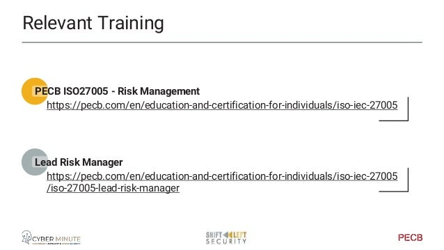 ISO/IEC 27701 Training Courses • ISO/IEC 27701 Foundation 2 Day Course • ISO/IEC 27701 Lead Implementer 5Days Course Exam ...
