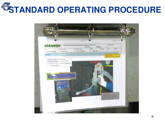 Lean Setup Reduction Smed Training For Welding By Julian