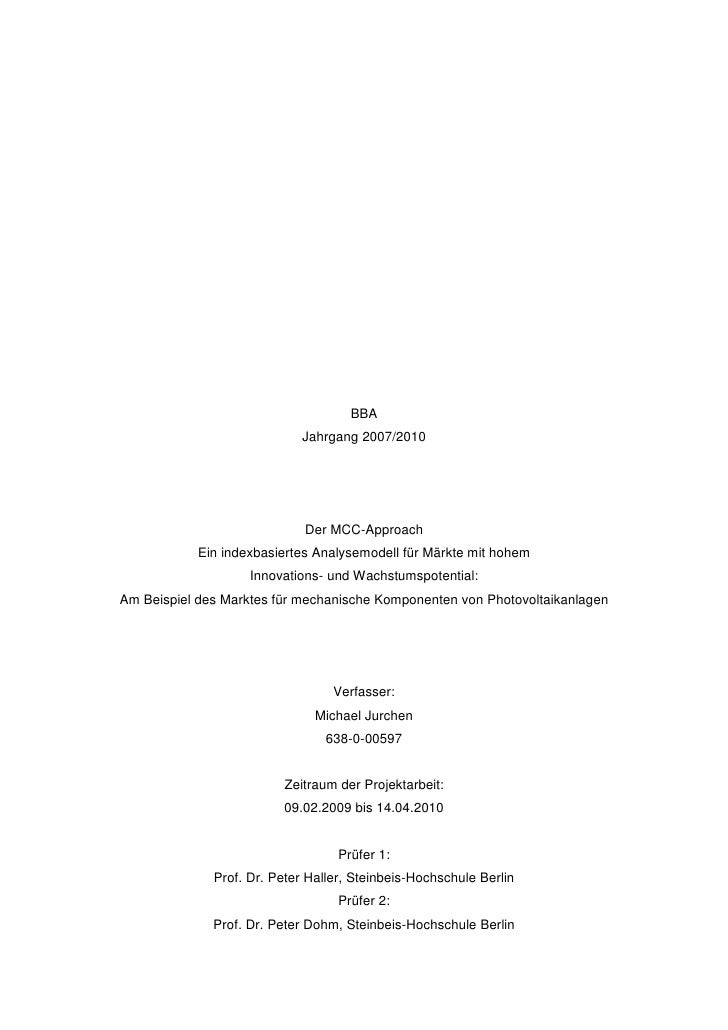 bachelor thesis fhnw beispiel