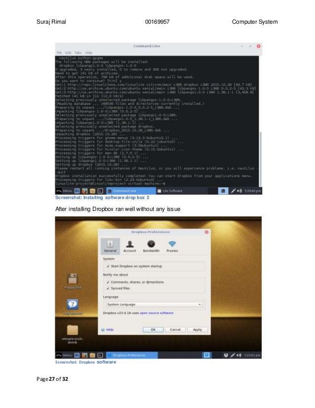 computer system Assingment Ncc