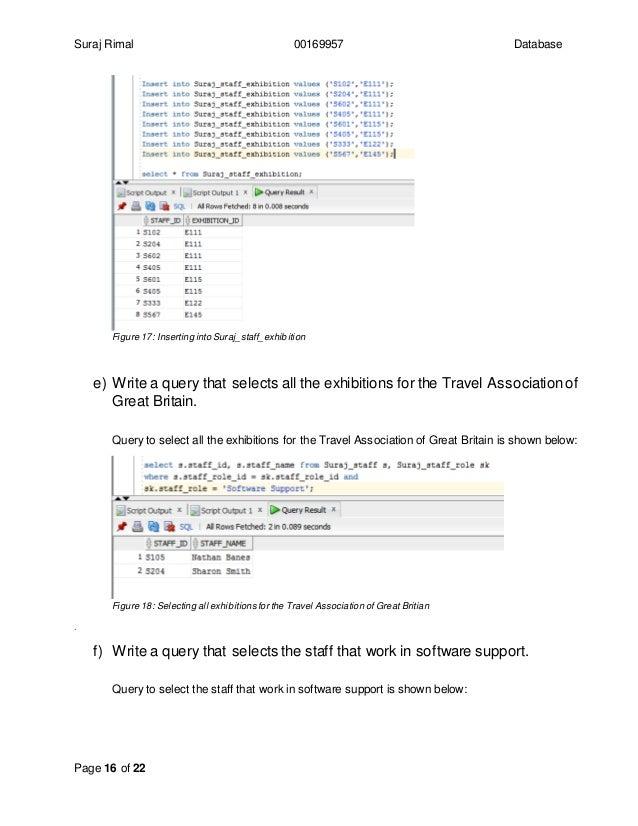database Assingment NCC Education l4dc