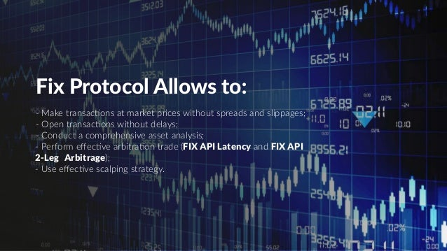 Fix api forex broker