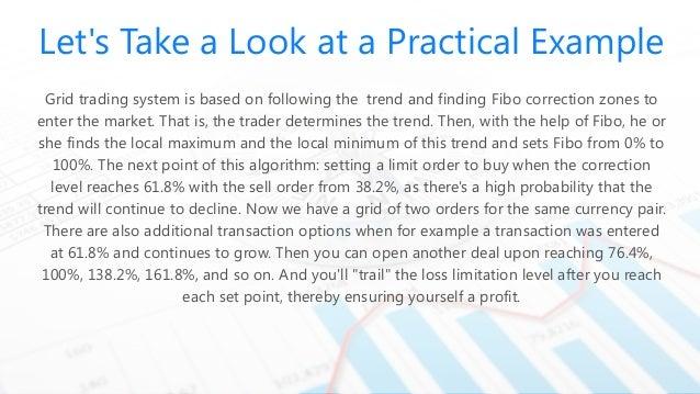 Forex grid strategies