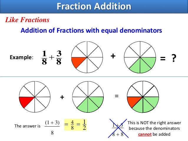 mixed number fraction worksheets