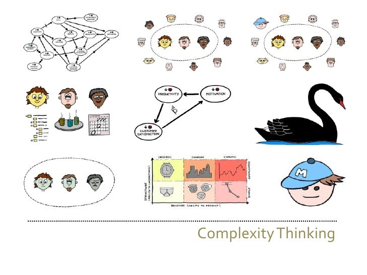 Management 3.0 - Complexity Thinking Slide 3