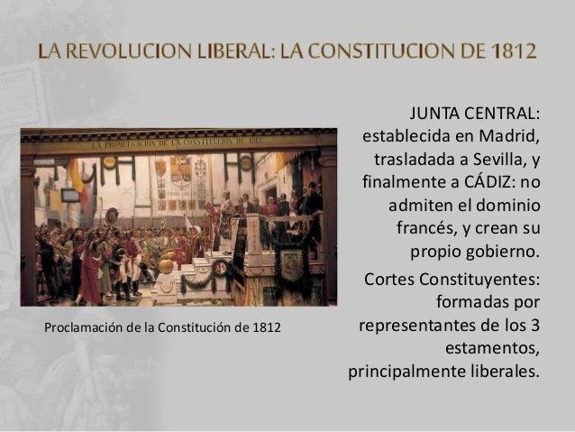 • Pronunciamiento de Riego y Quiroga, Cabezas de San Juan (Sevilla), al frente de las tropas que iba a partir para América...
