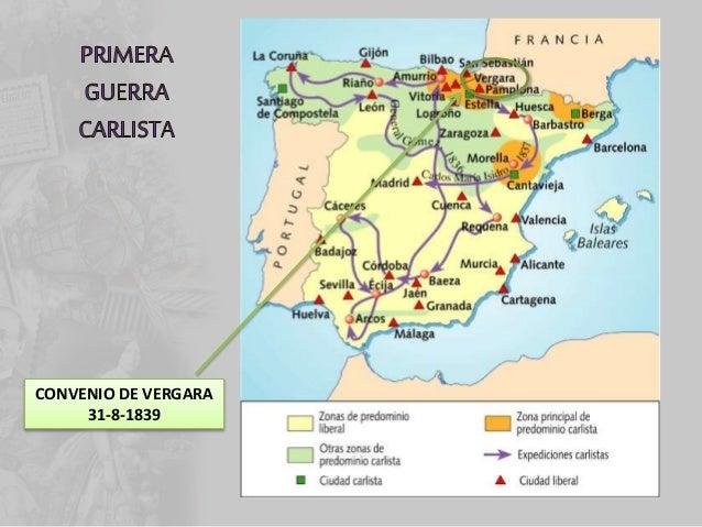 DÉCADA MODERADA 1844 – 1854 – Narváez – La constitución de 1845 : – Monarquía y Cortes – Soberanía compartida – Reforma fi...