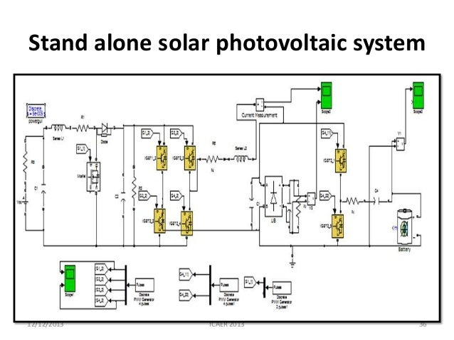 Standalone pv system wiring diagram wire center pv system models for a stand alone pv system rh pvsystemsomahoso blogspot com solar power system wiring diagram grid connection diagram cheapraybanclubmaster Gallery