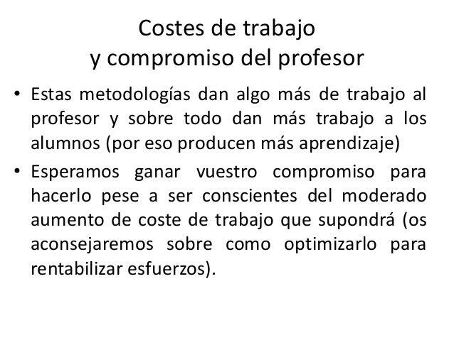 La carga de trabajo para el alumno (en asignaturas universitarias) • Carga de trabajo del estudio previo para los alumnos ...