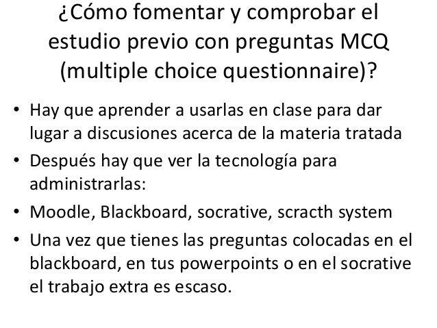 ¿Cómo hacerse competente para la enseñanza inversa? • Ejercicios de nivel muy básico: 1. Escribe una carta de presentación...