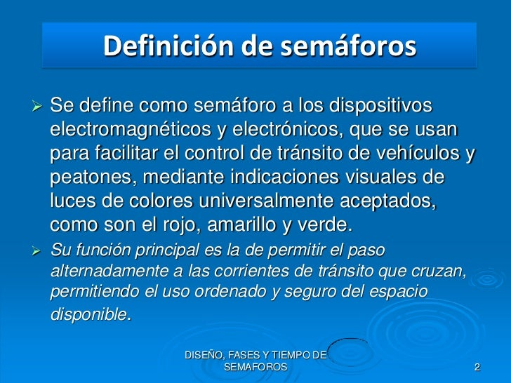 CONEIC VII - Semáforos fam presentación Slide 2