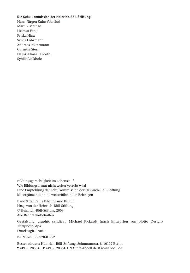 heinrich bll stiftung 56 6 - Heinrich Boll Lebenslauf