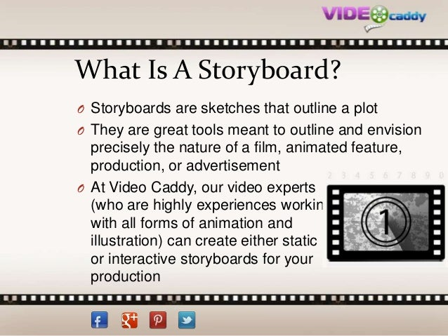 Storyboard Services