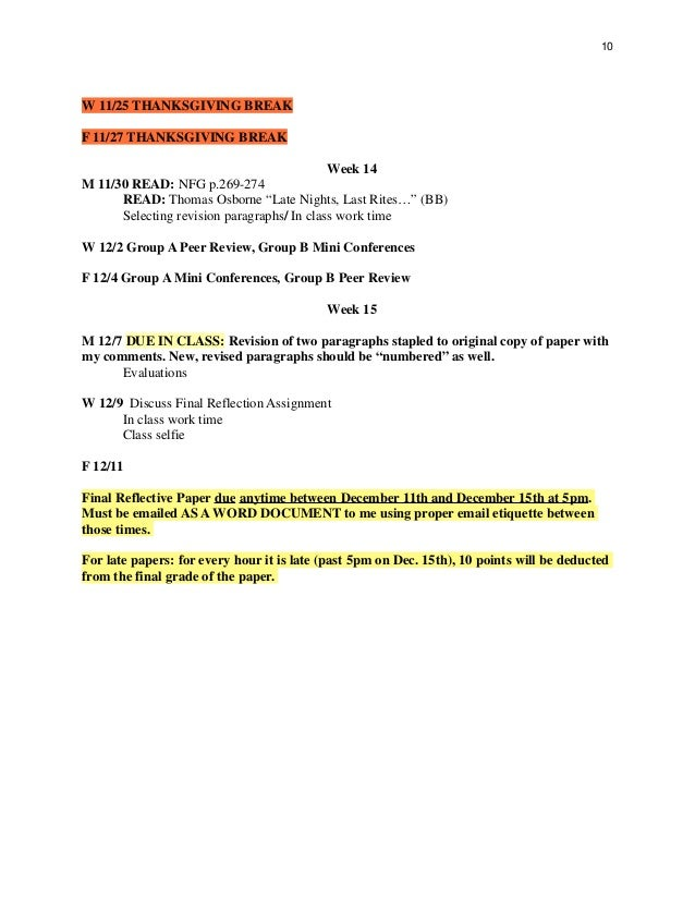 college essay topics fall 2014