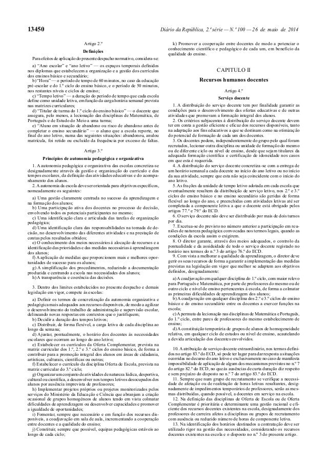 13450 Diário da República, 2.ª série — N.º 100 — 26 de maio de 2014 Artigo 2.º Definições Para efeitos de aplicação do pre...