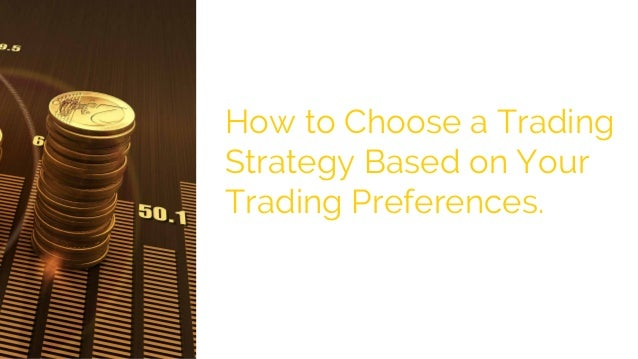 Choosing an options trading strategy pdf