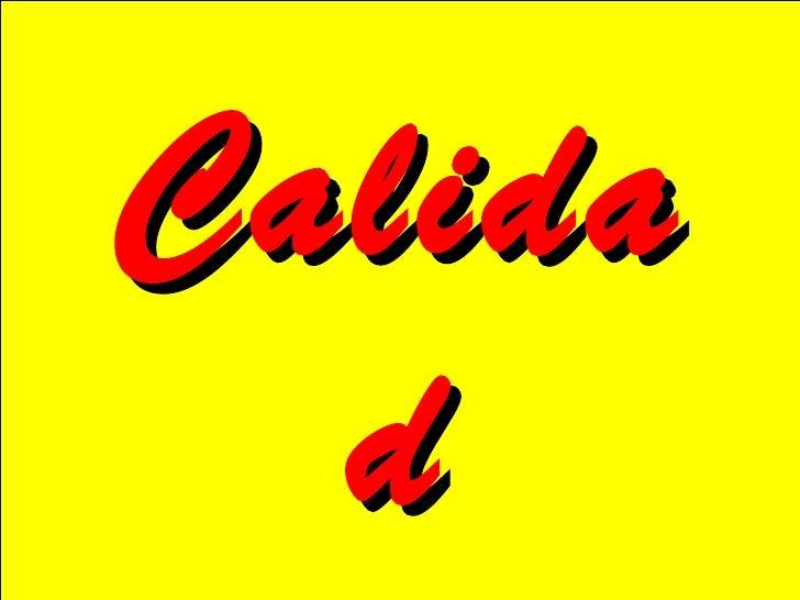 Calida  d