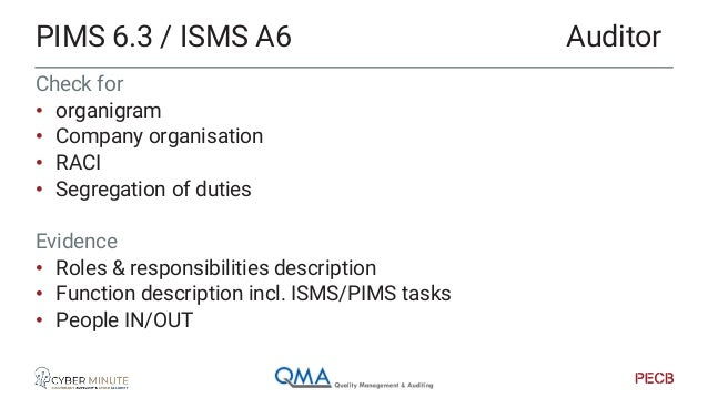 Info • PIMS: privacy & data protection in • contracting • awareness. Special attention to • Reference of data protection i...