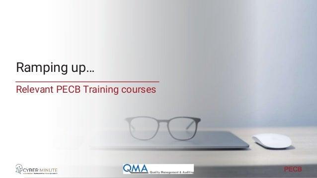 Check the PECB agenda, select the ISO/IEC 27701 Lead Implementer https://pecb.com/en/partnerEvent/event_schedule_list Trai...