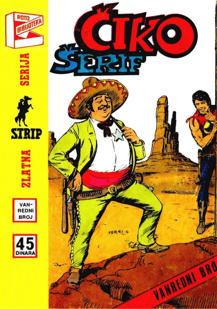 003. čiko šerif