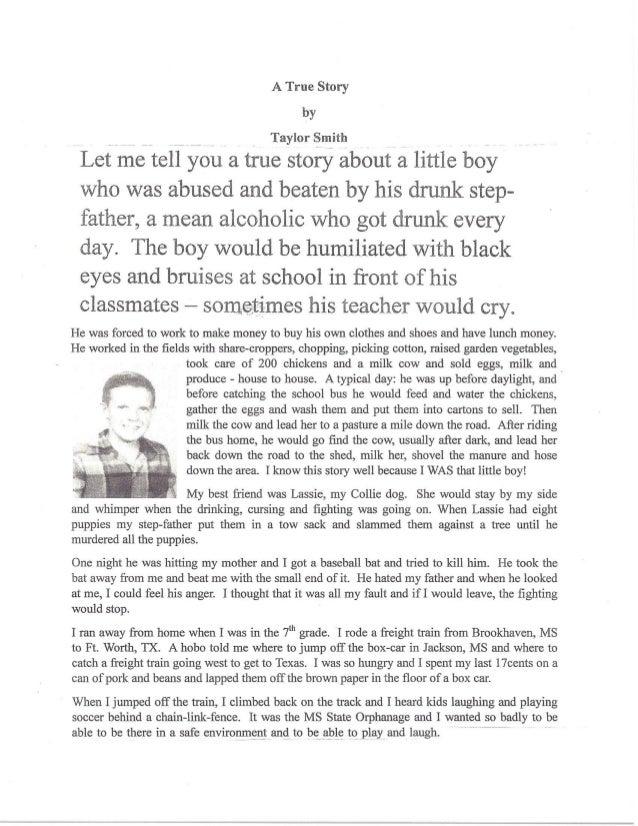Taylor's Testimony 11 30 15