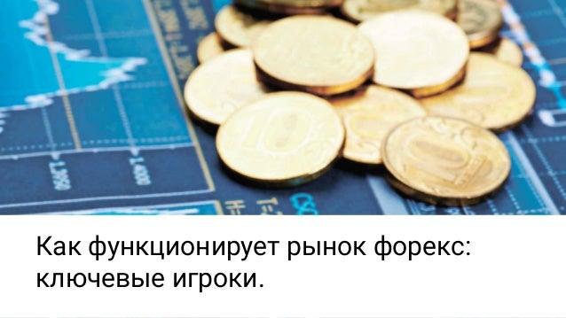 Как функционирует рынок форекс: ключевые игроки.