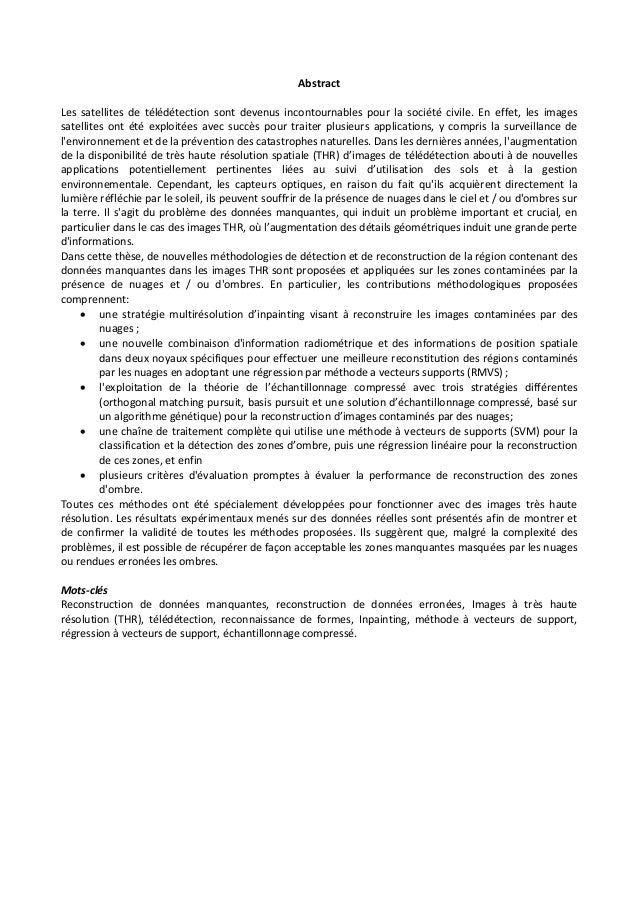long resume in french v3