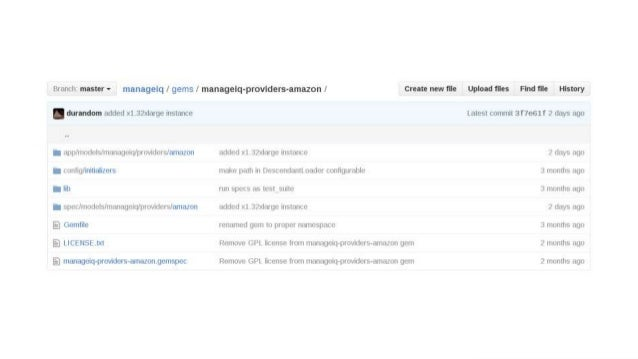 rails generate provider MyProvider CloudManager NetworkManager