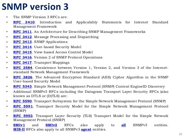 Network Management System and Protocol