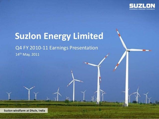 suzlon energy limited essay Green buildings 1 b120010308 rachit munjal b120010330 ritu saini b120010322 rashmi malhotra b120010321 ranjeet singh 2  • suzlon energy limited,pune:.